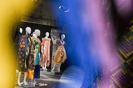 Die Berliner Modewoche findet in diesem Jahr wegen der Corona-Pandemie ohne Gäste im Internet statt. Foto: Jens Kalaene/dpa-Zentralbild/dpa