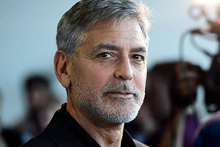 Hollywood-Star George Clooney wird 60. Foto: Ian West/PA Wire/dpa