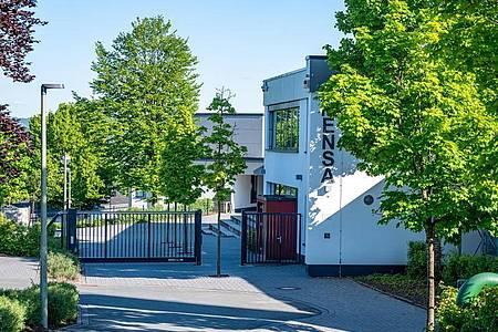 Das Gelände des Schulzentrums in Finnentrop im Kreis Olpe. Foto: Markus Klümper/dpa