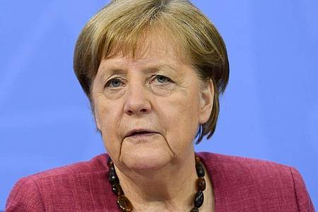 2021 könne für denKlimaschutz «ein bedeutsames Jahr» werden, glaubt KanzlerinAngela Merkel. (Archivbild). Foto: Annegret Hilse/Reuters Pool/dpa