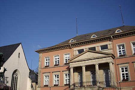 Rathaus in Detmold