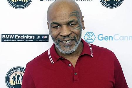 Mike Tyson ärgert sich über eine unauthorisierte Serie über seine Karriere. Foto: Willy Sanjuan/Invision/AP/dpa