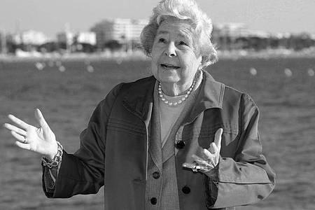 Christa Ludwig ist tot. Die Opernsängerin starb im Alter von 93 Jahren. Foto: Guillaume Horcajuelo/EPA/dpa