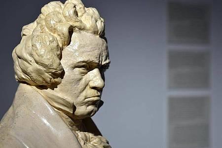 An Ludwig van Beethoven kommt niemand vorbei. Foto: Herbert Neubauer/apa/dpa