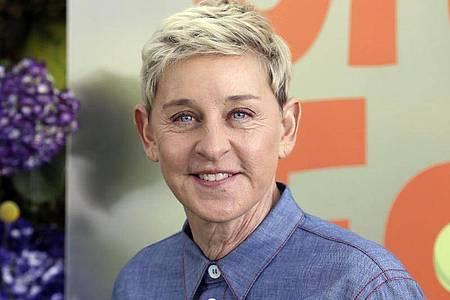 US-Moderatorin Ellen Degeneres hat in einem Interview das Ende ihrer Talkshow angekündigt. Foto: Mark Von Holden/Invision/dpa