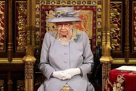 Die britische Königin Elizabeth II. erwartet hohen Besuch aus den USA. Foto: Chris Jackson/PA Wire/dpa