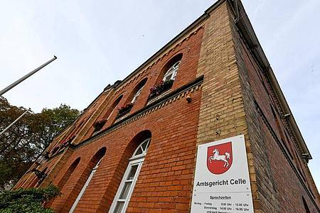 Das Amtsgericht in Celle. Foto: Holger Hollemann/dpa