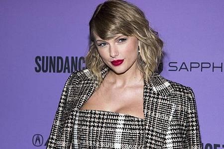 Es geht um einen Namen. Ein Freizeitpark hat Taylor Swift Medienberichten zufolge auf millionenschweren Schadenersatz verklagt. Foto: Charles Sykes/Invision/AP/dpa