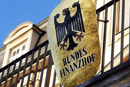 Der Bundesfinanzhof in München. Foto: Peter Kneffel/dpa
