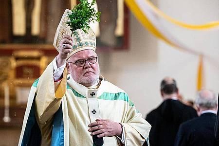 Papst Franziskus hat den Rücktritt des Erzbischofs von München und Freising, Kardinal Reinhard Marx, abgelehnt. Foto: Matthias Balk/dpa