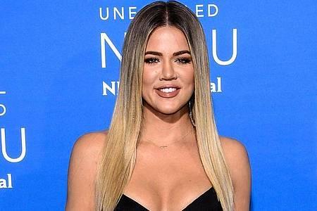 Reality-TV-Star Khloe Kardashian. Foto: Evan Agostini/Invision/AP/dpa