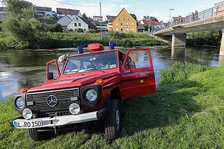 Bei einem Junggesellenabschied auf der Donau ist ein 30-Jähriger in Baden-Württemberg ertrunken. Foto: Thomas Warnack/dpa