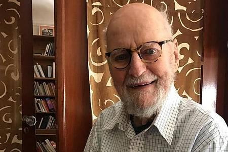 Lawrence Ferlinghetti ist tot. Die Beatnik-Legende wurde 101 Jahre alt. Foto: Mauro Aprile Zanetti/Bloom17/dpa