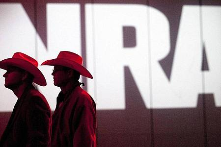 «Strategischer Plan»: Die NRA will sich in Texas neu aufstellen. Foto: Johnny Hanson/Houston Chronicle/AP/dpa