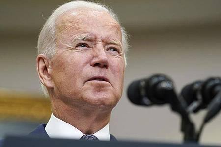 Der iranische Sicherheitsrat hat die Aussage von US-Präsident Joe Biden über die Beziehungen zum Iran kritisiert. Foto: Susan Walsh/AP/dpa