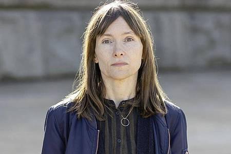 Heike Geißler aus Leipzig war schon einmal 2008 beim Bachmannpreis dabei. Foto: Adrian Sauer/LST Kärnten/ORF/dpa