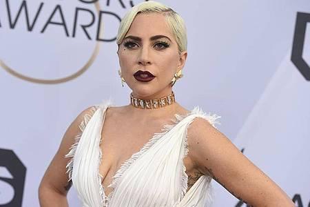 Lady Gaga kann aufatmen: Ihr Hunde sind zurück. Foto: Jordan Strauss/Invision/AP/dpa/Archivbild