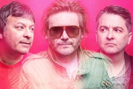 Wenn sich eine Band nach 30 Jahren nochmals neu erfindet, kann das eine gute Sache sein. Das neue Album der Band, «The Ultra Vivid Scene», erscheint am 10.09.2021. Foto: Alex Lake/Sony Music/dpa