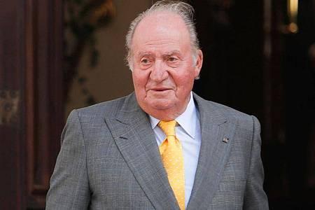 Spaniens Justiz ermittelt gegen Juan Carlos. Foto: Francisco Flores Seguel/Agencia Uno/dpa