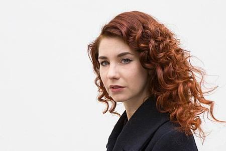 Anna Prizkau liest in Klagenfurt. Foto: Julia von Vietinghoff/LST Kärnten/ORF/dpa