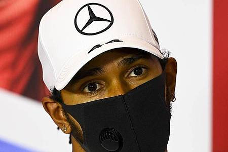 Mercedes will in der Formel 1 mit dem erfolgreichen Team weitermachen. Foto: Mark Sutton/Pool Motorsport Images/AP/dpa