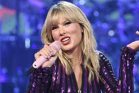 Taylor Swift liebt ihre Fans. Foto: Evan Agostini/Invision/AP/dpa