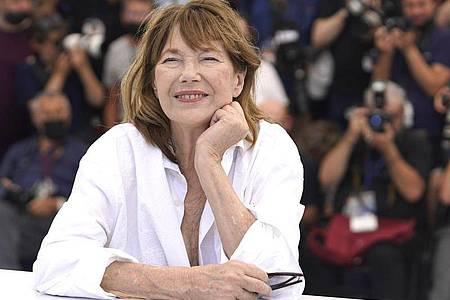 Jane Birkin muss sich in nächster Zeit schonen. Foto: Brynn Anderson/AP/dpa