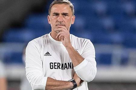 Ist ein Kandidat für den Nationaltrainerposten in der Türkei: U21-Coach Stefan Kuntz. Foto: Swen Pförtner/dpa