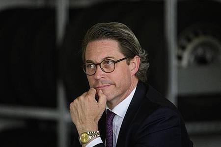 Bundesverkehrsminister Andreas Scheuer warnt vor grüner Verkehrspolitik. Foto: Robert Michael/dpa-Zentralbild/dpa
