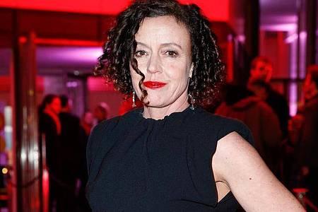 Maria Schrader soll für Universal Pictures einen Film über den Weinstein-Skandal drehen. Foto: Gerald Matzka/dpa-Zentralbild/dpa
