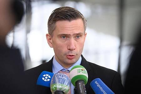 Der Geheimdienst speicherte unter anderem Äußerungen von Martin Dulig zum Umgang der sächsischen CDU mit Rechtsextremismus. Foto: Robert Michael/dpa