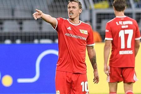 Glaubt nicht mehr an eine Berufung ins DFB-Team von Bundestrainer Hansi Flick: Max Kruse. Foto: Bernd Thissen/dpa