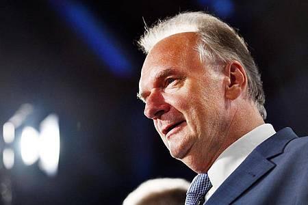 Reiner Haseloff steht vor seiner dritten Amtszeit als Ministerpräsident in Sachsen-Anhalt. Foto: Frank May/dpa