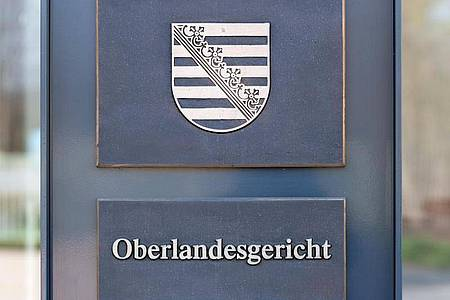 Wenn zugelassen, soll der Prozess vor dem Staatsschutzsenat des Oberlandesgerichts Dresden stattfinden. Foto: Robert Michael/zb/dpa