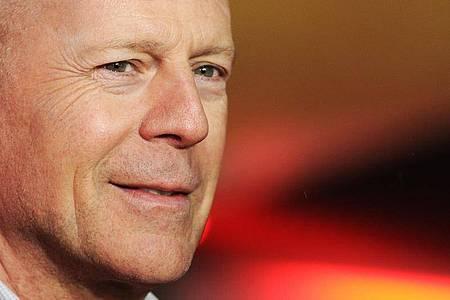Bruce Willis kommt aus Rheinland-Pfalz. Foto: Facundo Arrizabalaga/epa/dpa