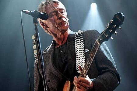 Auf der Höhe seines Könnens:Paul Weller. Foto: Britta Pedersen/dpa-Zentralbild/dpa