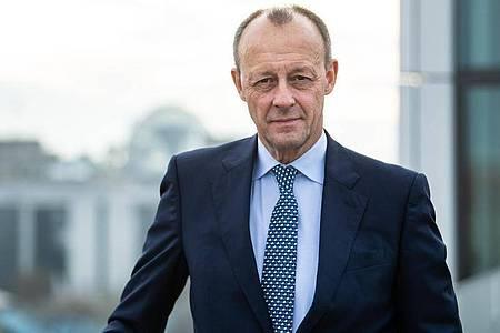 Friedrich Merz, Kandidat für den Vorsitz der CDU Deutschlands, sieht eine Klärung des Verhältnisses zu China als wichtigstes transatlantisches Thema in der Zusammenarbeit mit dem neuen US-Präsidenten Joe Biden. Foto: Bernd von Jutrczenka/dpa