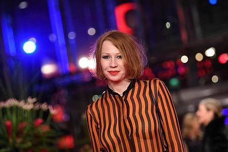 Schauspielerin Birgit Minichmayr hat Sonette von William Shakespeare vertont. Foto: Britta Pedersen/dpa