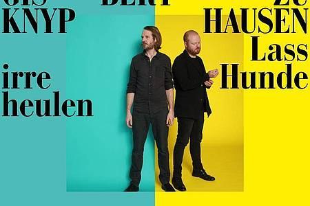 Das Cover des Albums «Lass irre Hunde heulen» von Kai Schumacher und Gisbert zu Knyphausen (undatierte Aufnahme). Foto: Neue Meister/Edel Kultur/dpa