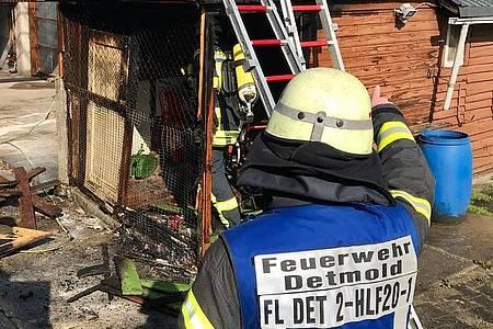 Foto: Feuerwehr Detmold - Marco Schweiger