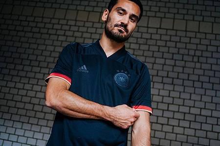 Ilkay Gündogan ist in der Premier League gereift. Foto: DFB/adidas/dpa