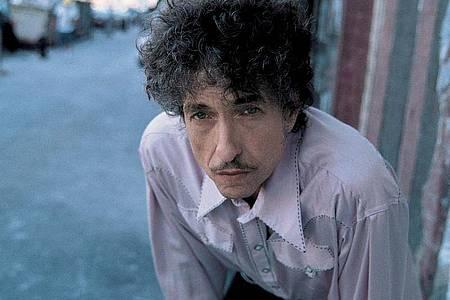 Mit Bob Dylan ist immer noch zu rechnen. Foto: Sony Music/dpa