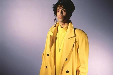 Keine Fragen mehr offen: «Sign O` The Times» von Prince. Foto: The Prince Estate/Jeff Katz/dpa