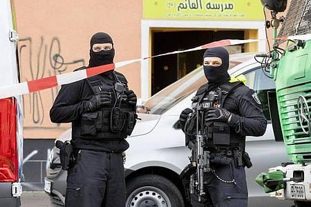 Eine Abwanderung von Hisbollah-Sympathisanten aus Deutschland oder einen Rückzug von Aktivisten aus bestimmten Vereinen konnten die Sicherheitsbehörden seit dem Betätigungsverbot nicht beobachten. Foto: Christoph Soeder/dpa