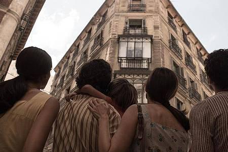 Was ist los im Haus an der Malasaña 32 in Madrid?. Foto: -/Studiocanal Filmverleih/dpa
