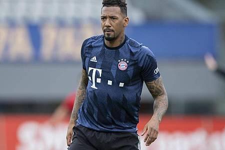 Der Vertrag von Jérôme Boateng beim FCBayern München war im Sommer ausgelaufen. Foto: Tom Weller/dpa