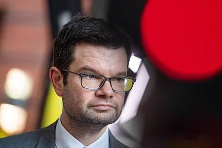 Marco Buschmann, Parlamentarischer Geschäftsführer der FDP-Bundestagsfraktion. Foto: Christophe Gateau/dpa