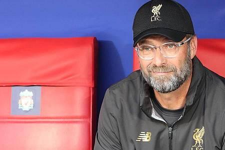 Lässt seinem Abwehrspieler Virgil van Dijk alle Zeit der Genesung: Liverpool-Coach Jürgen Klopp. Foto: Jan Woitas/dpa-Zentralbild/dpa