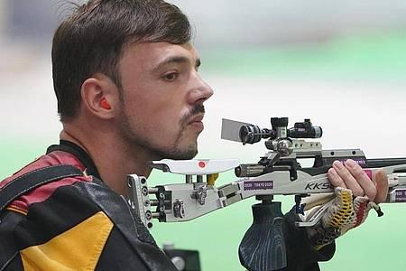 Sportschütze Tim Focken ist bei den Paralympics in der Qualifikation gescheitert. Foto: Marcus Brandt/dpa
