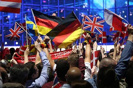 Ganz so voll wird es Rotterdam nicht werden, aber immerhin werden Zuschauer beim ESCdabei sein. Foto: Jörg Carstensen/dpa